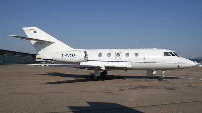 F-GYSL - Dassault Falcon 20F-5 - Aéro Services Executive