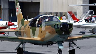 A picture of HBERJ - SiaiMarchetti F.260C - [502] - © Danijel Jovanovic - AirTeamImages
