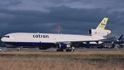 N627FE - McDonnell Douglas MD-11(F) - Commercial Air Transport (Catran)