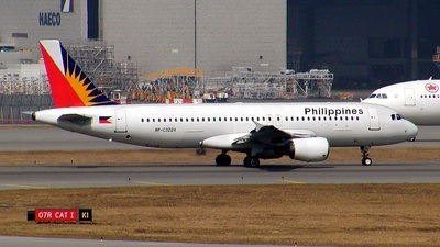 RP-C3224 - Airbus A320-214 - Philippine Airlines