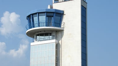 LBBG - Airport - Control Tower