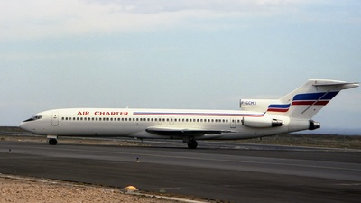 F-GCMX - Boeing 727-2X3(Adv) - Air Charter International