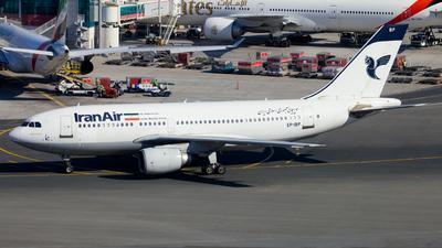EP-IBP - Airbus A310-203 - Iran Air