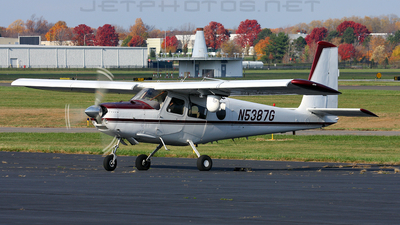 N5387G - Helio HT295 Courier - Private