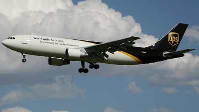 N162UP - Airbus A300F4-622R - United Parcel Service (UPS)