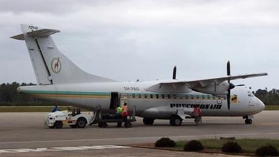 5H-PAG - ATR 42-320 - Precision Air