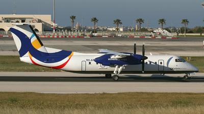 9H-AFD - Bombardier Dash 8-Q311 - Athens Airways