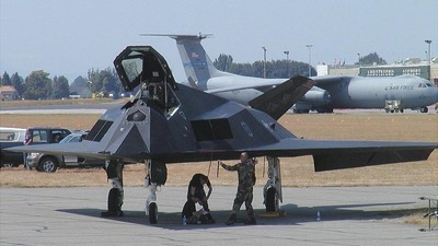 81-10797 - Lockheed F-117A Nighthawk - United States - US Air Force (USAF)