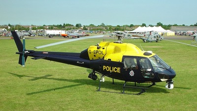G-EPOL - Eurocopter AS 355F1 TwinStar - United Kingdom - Police