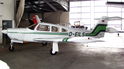 D-EILS - Piper PA-28RT-201 Arrow IV - Private