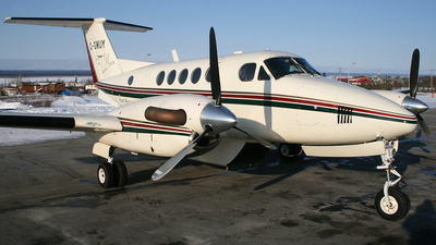 C-GWUY - Beechcraft 200 Super King Air - North-Wright Airways