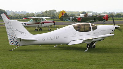 G-CHAH - Europa XS - Private