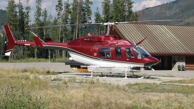 A picture of CGKCA - Bell 206L3 LongRanger III - [51341] - © Wojciech Stawski