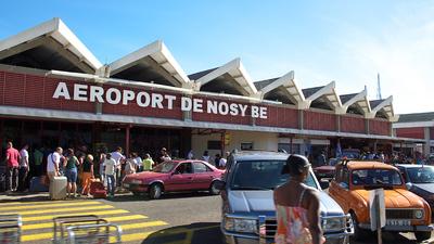 FMNN - Airport - Terminal