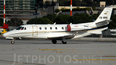 YR-RPR - Cessna 560XL Citation Excel - Eurojet Romania