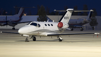 N101FU - Cessna 510 Citation Mustang - Private
