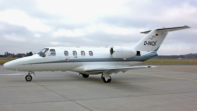 D-INCS - Cessna 525 CitationJet 1 - BizAir Flug