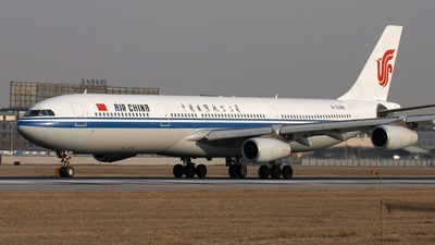 B-2388 - Airbus A340-313X - Air China