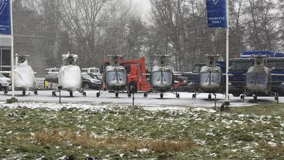 - Agusta A109CM - Belgium - Army