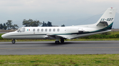 XA-SDT - Cessna 560 Citation V - Private