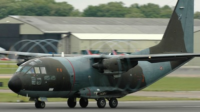 MM62152 - Alenia G-222TCM - Italy - Air Force
