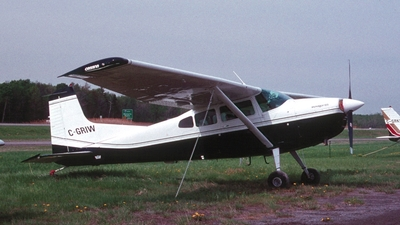 C-GRIW - Cessna A185F Skywagon - Private