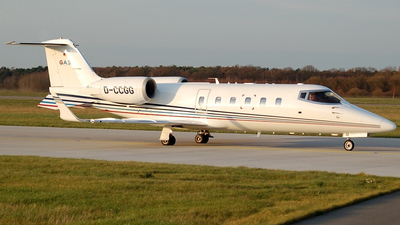 D-CCGG - Bombardier Learjet 60 - GAS Air Service