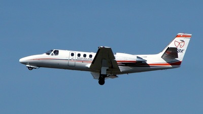 N555BK - Cessna 550B Citation Bravo - Private