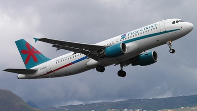 G-OOAX - Airbus A320-214 - First Choice Airways