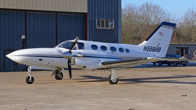 N556MB - Cessna 421C Golden Eagle - Private