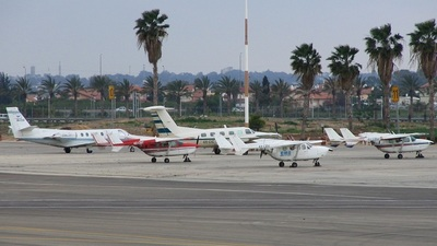 4X-CBV - Cessna T337G Super Skymaster - Geva Aviation