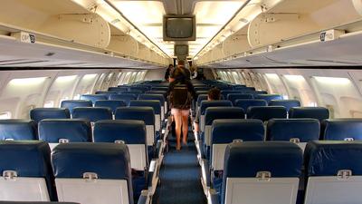 N607DL - Boeing 757-232 - Delta Air Lines