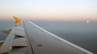 EC-KKT - Airbus A320-214 - Vueling