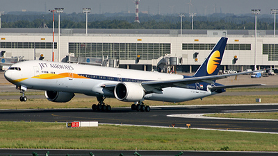 VT-JEA - Boeing 777-35RER - Jet Airways