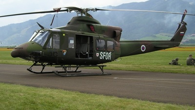H2-36 - Bell 412EP - Slovenia - Air Force