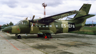 ES-EPA - Let L-410UVP Turbolet - Estonia - Border Guard
