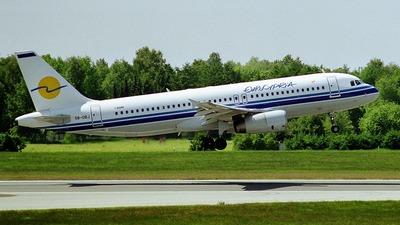 5B-DBJ - Airbus A320-231 - Eurocypria Airlines