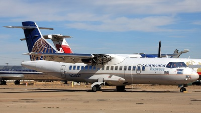 N21837 - ATR 42-320 - Continental Express (ExpressJet Airlines)