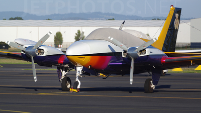 A picture of VHMYM - Beech 95B55 Baron - [TC1777] - © Martin Eadie