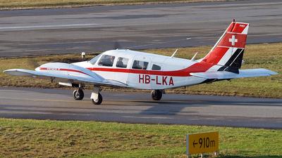 A picture of HBLKA - Piper PA34200T Seneca II - [347770049] - © Mihai Crisan