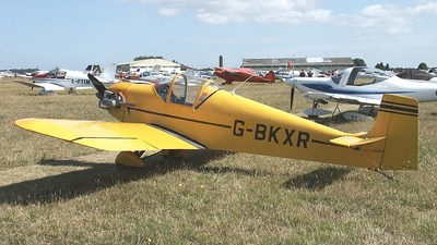 A picture of GBKXR - Druine D.31A Turbulent - [303] - © Paul Chandler