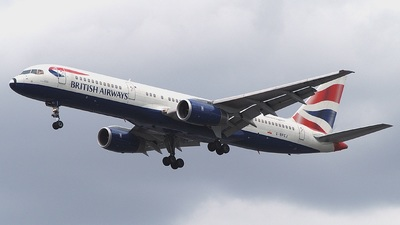 G-BPEJ - Boeing 757-236 - British Airways