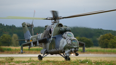 3370 - Mil Mi-35 Hind - Czech Republic - Air Force