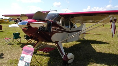 A picture of N3383A - Piper PA22135 - [221646] - © Jaret Marlowe
