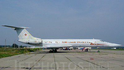 19 - Tupolev Tu-134UBL - Russia - Air Force