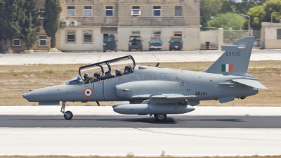 A3500 - British Aerospace Hawk Mk.132 - India - Air Force
