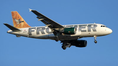 N916FR - Airbus A319-111 - Frontier Airlines