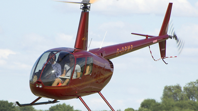 G-OPMP - Robinson R44 Raven II - Private