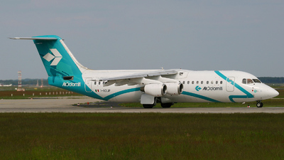 I-ADJF - British Aerospace BAe 146-300 - Air Dolomiti