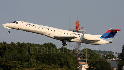 N849MJ - Embraer ERJ-145LR - Delta Connection (Freedom Airlines)